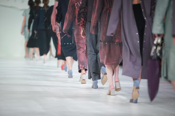 Percurso educativo em design de moda