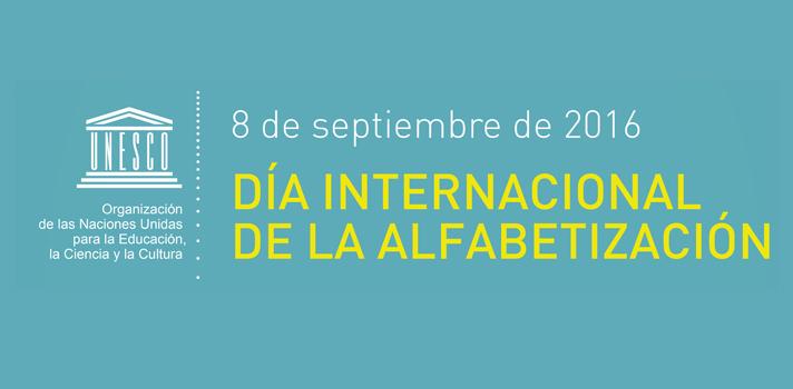 Hoy es el 50º aniversario del Día Internacional de la Alfabetización