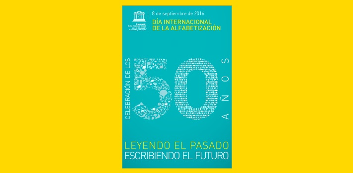 8 de setiembre: Día Internacional de la Alfabetización