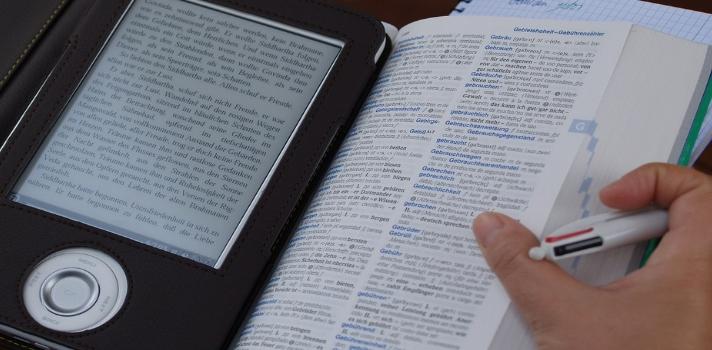 La Lexicografía se especializa en la composición de diccionarios y revisión del léxico