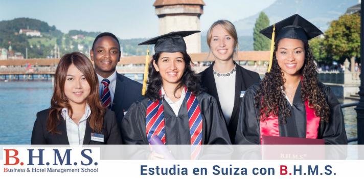 Todos los campus de B.H.M.S están en el corazón de Lucerna