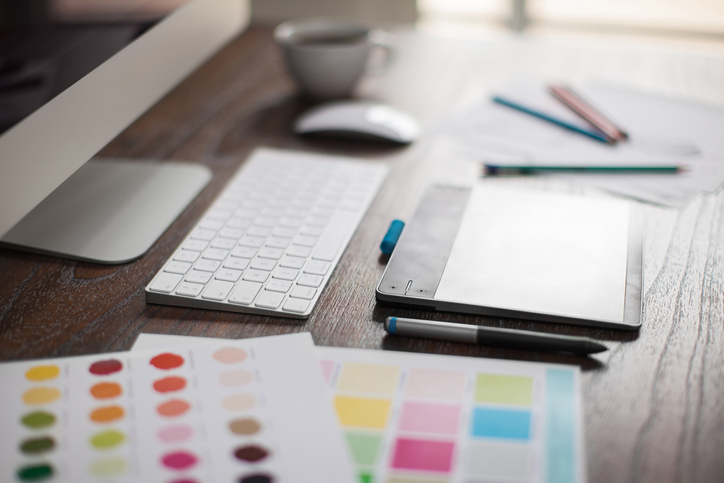 Diseño gráfico: estudios y salidas profesionales
