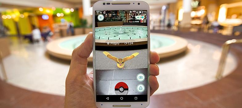 54% de los chilenos asegura que Pokémon Go afecta la productividad laboral