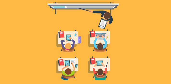 Las aulas del futuro incluirán dispositivos móviles y nuevas tecnologías