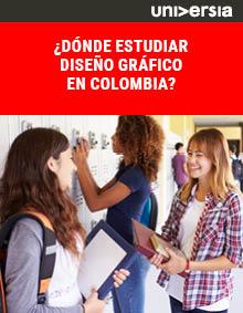 Dónde estudiar diseño gráfico en Colombia