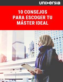 Ebook: 10 consejos para escoger tu máster ideal