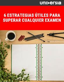 Ebook: 6 estrategias útiles para superar cualquier examen
