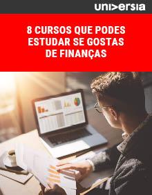 Ebook: 8 cursos que podes estudar se gostas de Finanças