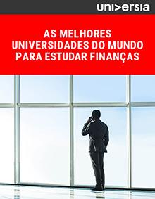EBook: As melhores universidades para estudar finanças