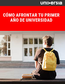 Ebook: Cómo afrontar tu primer año de universidad
