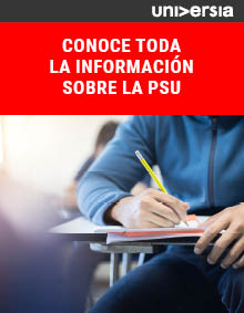 Ebook: Conoce toda la información sobre la PSU