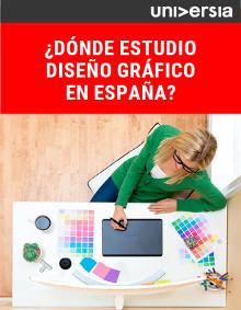 EBook: ¿Dónde estudio Diseño Gráfico en España?