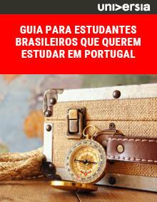 EBOOK - Guia para estudantes brasileiros que querem estudar em Portugal