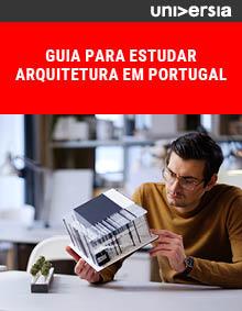 Ebook: Guia para estudar arquitetura em Portugal