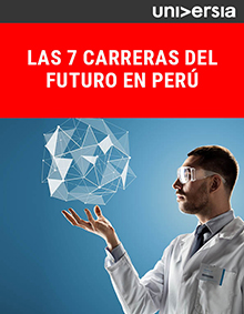 EBook: Las 7 carreras del futuro en Perú