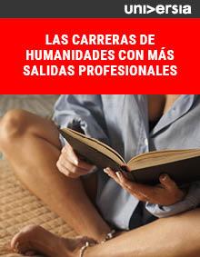 Ebook: Las carreras de Humanidades con más salidas profesionales