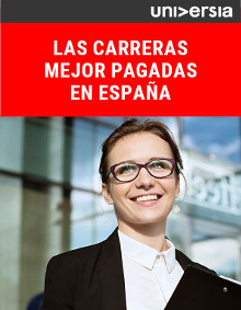 EBook: Las Carreras mejor pagadas en España