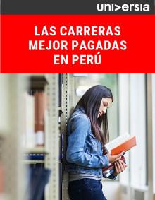 Las carreras mejor pagadas en Perú