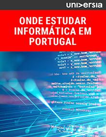 EBook: Onde estudar informática em Portugal