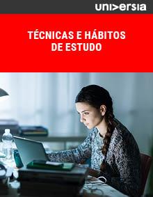 Ebook: Técnicas e Hábitos de Estudo
