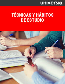 Ebook: Técnicas y hábitos de estudio