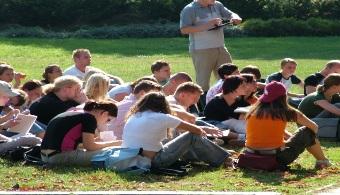 ¿Qué está pasando en las universidades argentinas en verano?