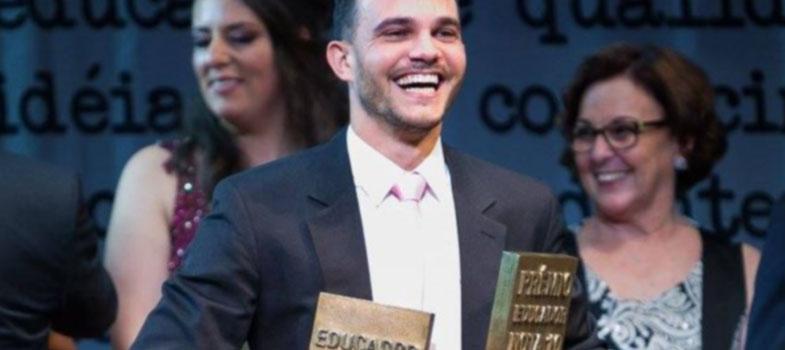 Prêmio Educador Nota 10 recebe inscrições