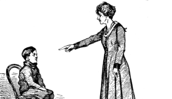 El castigo promueve la deshonestidad en los niños