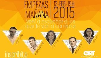 Universidad ORT te invita a la conferencia