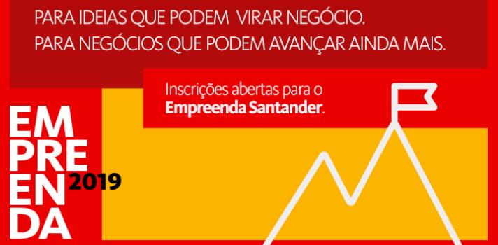 <ul><li><strong>Santander lança programa que apoia empreendedores de todo Brasil; </strong></li><li><strong>Empreenda Santander, iniciativa vai apoiar com aporte financeiro, bolsa de estudos de empreendedorismo e mentoria com especialistas. </strong></li><li><strong>Universitário empreendedor, startups e universidades são os perfis do programa. </strong></li></ul><p><br/>O <a href=https://brasil.santanderx.com/empreenda?utm_source=universia&utm_medium=artigo&utm_campaign=reta-final>Empreenda Santander</a> é a evolução dos Prêmios Santander Universidades que ao longo de seus 11 anos, tornou realidade mais de 160 projetos e investiu R$11 milhões. A iniciativa foi reformulada para proporcionar aos empreendedores uma jornada completa, considerando aporte financeiro, bolsas de estudos para Babson College e mentoria por até 6 meses.</p><p>O programa completo de desenvolvimento está dirigido a três perfis: <strong>Universitário Empreendedor, Startup e Universidade & Microempreendedor</strong>.São elegíveis participantes de todo Brasil, independente do ramo de atuação.<br/><br/></p><h2><strong>Os Perfis</strong></h2><p><strong><br/>Universitário Empreendedor</strong></p><p>Esta categoria é focada em estudantes que possuem uma ideia ou projeto, mas precisam de apoio para tirar do papel e transformar em realidade. O aluno deverá convidar um professor orientador que o acompanhará no projeto. Já no início, os inscritos terão acesso a um curso online de empreendedorismo, certificado pela Babson College.</p><p>Podem participar universitários matriculados em cursos de graduação, pós-graduação em qualquer Instituição de Ensino Superior reconhecida pelo Ministério da Educação e também alunos de tecnólogo.</p><p>O universitário terá a oportunidade de embarcar nessa jornada empreendedora com aporte de financeiro de R$ 30 mil, bolsa de estudos na <a href=https://www.babson.edu/>Babson College</a>, melhor universidade de empreendedorismo do mundo, além de mentoria exclusiva realizada pe