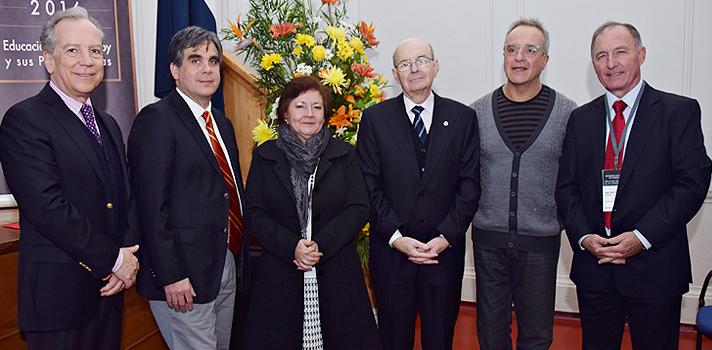 Masiva asistencia en primer Encuentro de Directivos de Colegios de Valparaíso