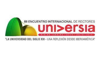 <p style=text-align: justify;><strong>1.103 rectores de 33 países</strong> han participado durante dos días en intensos debates sobre 10 temas fundamentales para el mundo de la <strong>Educación Superior en Iberoamérica</strong>. Este acto sin precedentes ha finalizado con un compromiso institucional de las Universidades presentes materializado en la <strong><a href=https://www.universia.net/files/NET/CARTA_RIO_28_07_14_ES.pdf title=Carta Universitaria Río 2014 target=_blank>Carta Universitaria Río 2014</a></strong>.</p><p style=text-align: justify;><br/>La Carta de Rio representa una hoja de Ruta para que la Universidad iberoamericana juegue un papel determinante en los próximos años.<strong><a href=https://www.universia.net/ title=Universia>Universia</a> actuará como un instrumento a disposición de las universidades</strong>.</p><p style=text-align: justify;><br/>El <strong>III Encuentro Internacional de Rectores</strong> ha reflexionado sobre la universidad del siglo XXI a la luz de los ejes estratégicos de la Agenda de Guadalajara Universia 2010 y de las nuevas expectativas y tendencias universitarias, a fin de impulsar un <strong>Espacio Iberoamericano del Conocimiento socialmente responsable</strong>.</p><p style=text-align: justify;><br/>A partir de esta <strong>reflexión colectiva sobre el presente y el futuro de las universidades iberoamericanas</strong>, sus insuficiencias y potencialidades, y sobre las necesidades y aspiraciones de las sociedades de la región ante el horizonte del siglo XXI, se formula una estrategia común de actuación en torno a 10 claves estratégicas, 11 propuestas de actuación y los compromisos recogidos en esta <a href=https://www.universia.net/files/NET/CARTA_RIO_28_07_14_ES.pdf title=Carta Universia Río 2014 target=_blank><strong>Carta Universia Rio 2014,</strong></a> para presentarla a la consideración de los jefes de Estado y de Gobierno que se reunirán en la próxima Cumbre Iberamericana a celebrarse en Veracruz, México en diciemb