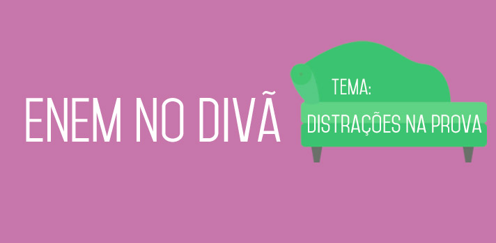 <p>O Enem é um exame que exige conhecimentos dos candidatos e concentração. A <a title=Série Ilustrativa Enem no Divã href=https://noticias.universia.com.br/tag/s%C3%A9rie-enem-no-div%C3%A3/>série ilustrativa Enem no Divã</a>, da <strong>Universia Brasil</strong>, destaca nesta quarta-feira (21) o que fazer para lidar com as distrações - tic tac de relógios, goteiras e até mesmo outros candidatos mexendo os pés ou tamborilando os dedos - durante as provas. Confira as opiniões dos especialistas:</p><p><img style=display: block; margin-left: auto; margin-right: auto; src=https://imagenes.universia.net/gc/net/images/educacion/e/en/ene/enem-no-diva-distracoes-prova.jpg alt=width=500 height=688/></p><blockquote style=text-align: center;><strong>Sandro Caramaschi</strong> (psicólogo e professor da Unesp)</blockquote><p><br/> À medida que estiver concentrado na atividade, este estudante deve ignorar todas as distrações ambientais. Se ele tiver a capacidade de se concentrar na própria prova, nem vai perceber que as pessoas ao lado estão fazendo outras atividades que possam desconcentrá-lo.</p><blockquote style=text-align: center;><strong>Antonio Carlos Amador Pereira</strong> (psicólogo e professor da Unesp)</blockquote><p><br/> Estamos falando da capacidade que a pessoa tem de prestar atenção. Isso deve ser trabalhado ao longo do ano. Naquele momento, é o estudante e a prova. Quanto mais focado estiver, mais aquilo que está em volta vai ficando distante. Se o candidato começar a pensar que em outras coisas que estão preocupando, isso passa a ser o foco da atenção, ou seja, o barulho vai aumentar. Se você vai fazer uma prova, foque nela e na sua respiração. Quando você coloca sua atenção na sua inspiração e na sua expiração, todo o resto fica em segundo plano.</p><blockquote style=text-align: center;><strong>Sérgio Medeiros</strong> (psicólogo e coordenador do IBMR)</blockquote><p><br/> O aluno deve desenvolver meios de concentração. Esses hábitos, como a movimentação de me