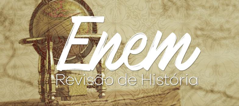 <blockquote style=text-align: center;><a href=https://www.universiaenem.com.br/ class=enlaces_med_registro_universia title=nosso guia target=_blank id=REGISTRO USUARIOS rel=nofollow>Universia Enem</a>: conheça a plataforma digital e gratuita de estudos para o Enem</blockquote><p><strong>O Enem sempre cobra história do Brasil</strong>. O conteúdo compôs a maior parte da prova de história nos últimos anos e, provavelmente, também será destaque no <strong>ENEM 2016</strong>.</p><p><span style=color: #333333;><strong>Leia também:</strong></span><br/><a href=https://noticias.universia.com.br/tag/notícias-enem-2016 title=Todas as dicas de estudo para o Enem 2016>» <strong>Todas as dicas de estudo para o Enem 2016</strong></a></p><p>Com isso em mente, a <strong>Universia Brasil</strong> fez um resumo dos conteúdos mais importantes da história do Brasil no <strong>período colonial</strong>. Os tópicos a seguir podem ser usados para guiar os seus estudos ou para relembrar os momentos mais importantes. Confira:</p><p><strong>1500 – DESCOBRIMENTO DO BRASIL</strong><br/>- A expedição foi chefiada por Pedro Álvares Cabral<br/>- Brasil foi descoberto no dia 22 de abril de 1500<br/>- Principal documento: Carta de Pero Vaz de Caminha</p><p><strong>1500-1530 – PERÍODO PRÉ-COLONIAL</strong><br/>- Qualquer tentativa de aproveitamento da terra implicaria em gastos para a metrópole<br/>- Fase de exploração do Pau-Brasil</p><p><strong>1530 – COLONIZAÇÃO</strong><br/>- A colonização se deu por meio do mercantilismo<br/>- O país se tornou uma colônia de Portugal e a sua função era complementar a economia da metrópole<br/>- Expedição colonizadora de Martim Afonso de Souza<br/>- Divisão do Brasil em 14 Capitanias Hereditárias e instituição do Governo Geral</p><p><strong>1600 – EXPANSÃO GEOGRÁFICA</strong><br/>- Criadas expedições particulares (chamadas Bandeiras). Objetivos: 1. A busca de índios para escravizar, 2. A localização de agrupamentos de negros fugidos (quilombos) para destruí-los 
