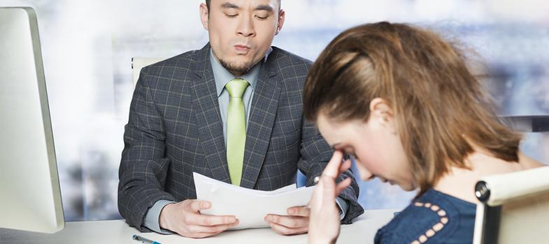 8 erros terríveis em entrevistas de emprego que você deve evitar em 2017