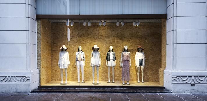 Fórmate en Escaparatismo y conviértete en un experto en decoración de tiendas