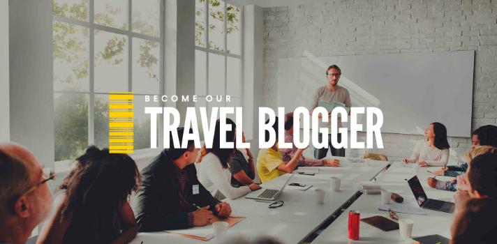 Conviértete en bloguero de ESL y viaja al extranjero