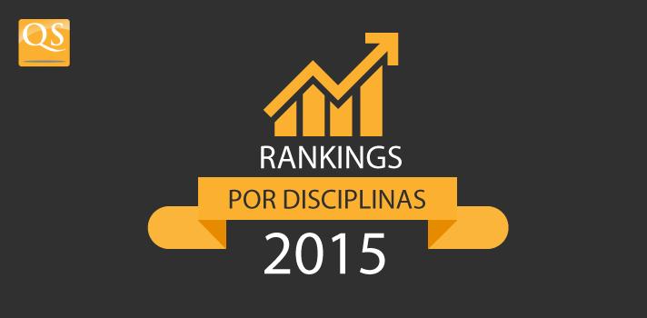 España logra posicionarse en 35 disciplinas del ranking QS