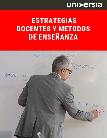 Estrategias docentes y metodos de enseñanza