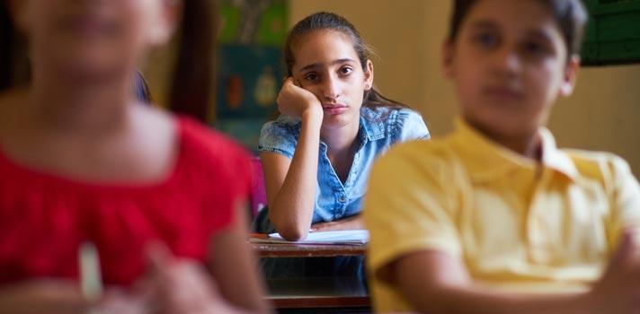 """""""Felizes"""", estudantes brasileiros são os mais ansiosos, afirma estudo"""