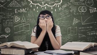 Cómo reducir el estrés académico