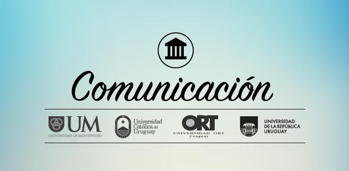<p>La <strong>Licenciatura en Comunicación</strong>abarca un amplio y variado espectro de oportunidades laborales, tanto en medios de comunicación y organizaciones no gubernamentales como en entes públicos y grandes y pequeñas empresas.</p><p></p><p><span style=color: #ff0000;><a style=color: #666565; text-decoration: none; title=Visitá nuestra guía completa de carreras universitarias en Montevideo href=https://noticias.universia.edu.uy/tag/gu%C3%ADa-de-carreras-universitarias/><span style=color: #ff0000;>» <strong>Visitá nuestra guía completa de carreras universitarias en Montevideo</strong></span></a></span></p><p></p><p>Actualmente, cuatro universidades ofrecen este programa académico en el país: la <a id=ESTUDIOS title=Universidad de Católica del Uruguay - Portal de Estudios Universia href=https://www.universia.edu.uy/universidades/universidad-catolica-uruguay/in/11202>Universidad de Católica del Uruguay</a> (UCU), la <a id=ESTUDIOS title=Universidad de Montevideo - Portal de Estudios Universia href=https://www.universia.edu.uy/universidades/universidad-montevideo/in/11204>Universidad de Montevideo</a> (UM), la <a id=ESTUDIOS title=Universidad ORT Uruguay - Portal de Estudios Universia href=https://www.universia.edu.uy/universidades/universidad-ort-uruguay/in/11201>Universidad ORT Uruguay</a> (ORT) y la <a title=Universidad de la República - Portal de Estudios Universia href=https://www.universia.edu.uy/universidades/universidad-republica/in/11203>Universidad de la República</a>(Udelar).</p><p>Si te gusta expresarte, informar y fomentar una mejor interacción entre las personas, es posible que estés considerando esta carrera. Para saber más, lee la <strong>guía completa para estudiar Comunicación</strong> que Universia Uruguay preparó luego de consultar a las autoridades académicas de las diferentes instituciones.</p><p></p><script id=infogram_0_comunicacion-7698 src=//e.infogr.am/js/embed.js?NvT></script><p><strong></strong></p><p></p><p><strong>Conocé los disti
