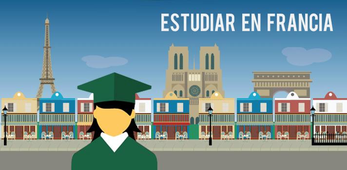 Conoce todas las oportunidades que tienen los colombianos para cursar estudios en Francia.