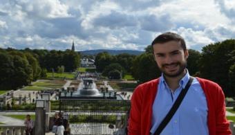 Un ex alumno de la UVa recibe el premio del Programa de Aprendizaje Permanente Europeo