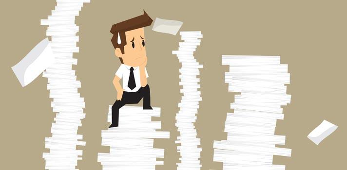 Excesso de trabalho nem sempre é positivo