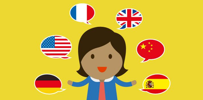 Aprender un idioma es cuestión de práctica y constancia