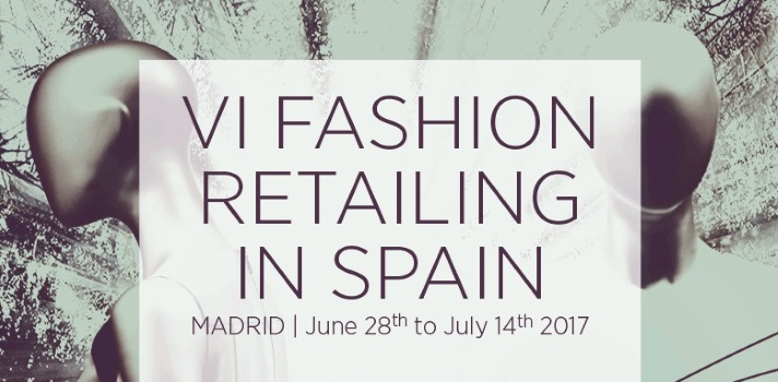 Curso Fashion Retailing In Spain 2017.