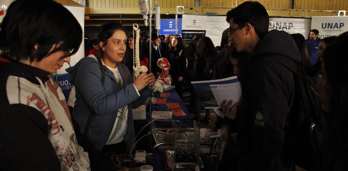 2° Feria Regional de Universidades del CRUCH llega a Osorno