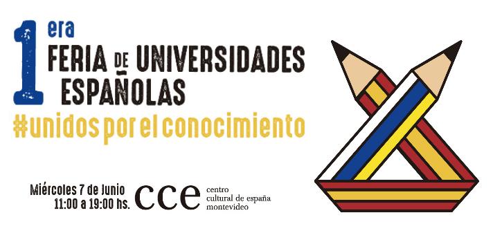 "Participá de la feria ""Estudiar en España"" de CCE"