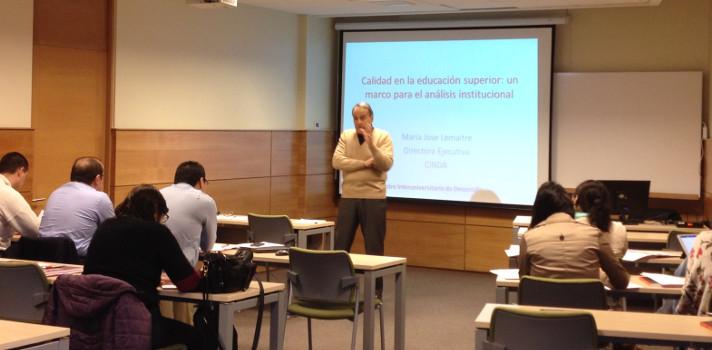 Universia organiza curso de Formación Institucional